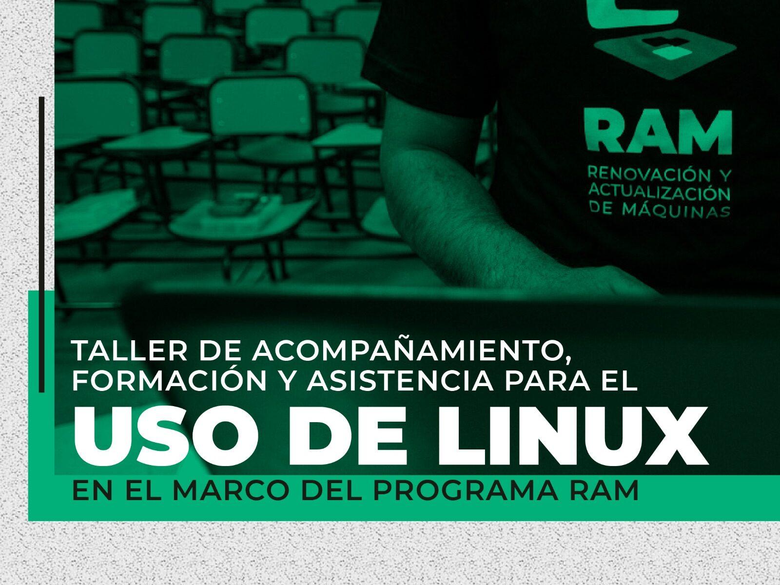 USO DE LINUX | Taller En El Marco Del Programa RAM